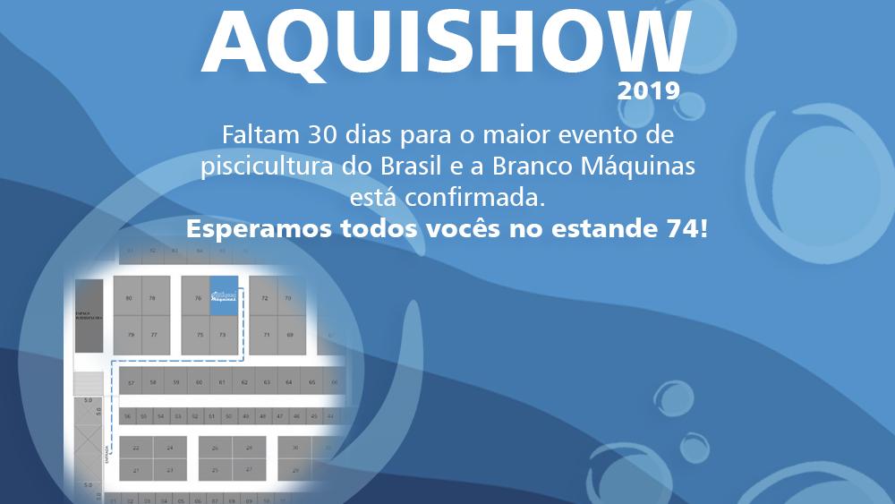 Aquishow Brasil 2019