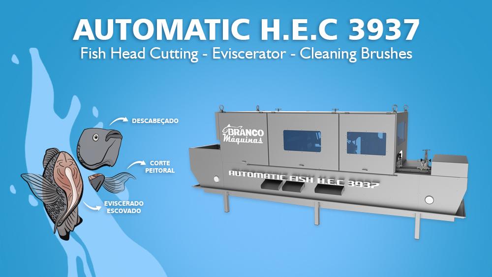 AUTOMATIC H.E.C 3937 - Conheça o nosso novo projeto!