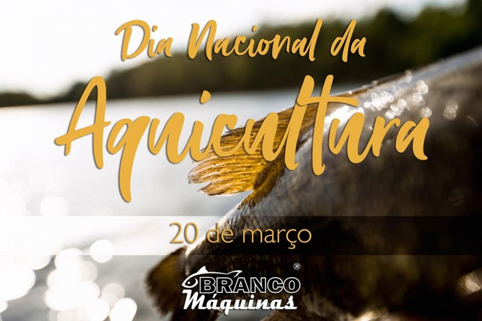 Dia Nacional da Aquicultura