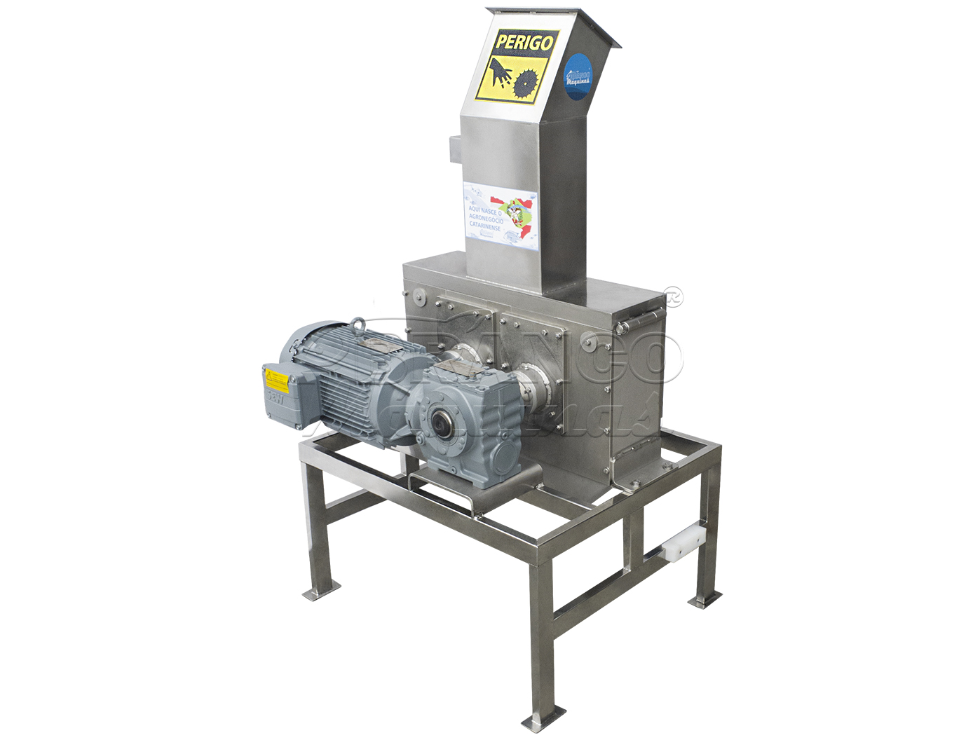 Automatic Fish Grinder 90