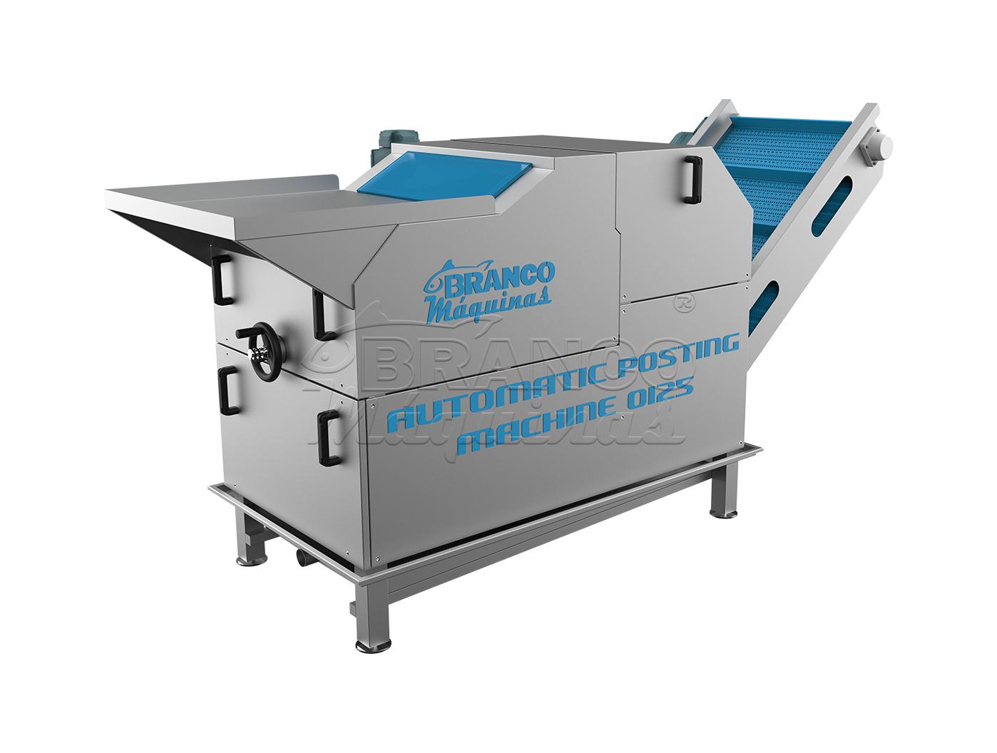 Automatic Posting Machine 0125