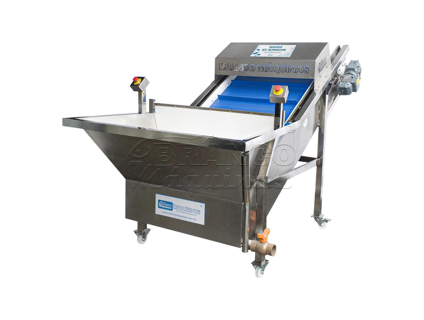 Washer Ice Separator